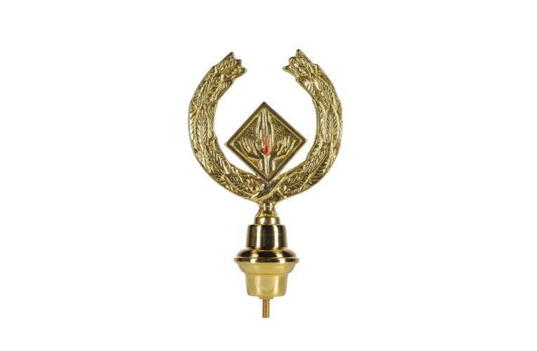 Emblema A.V.I.S. in ottone