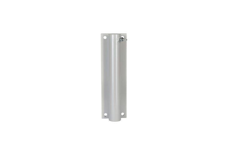 Supporto da muro verticale per aste d.32 mm
