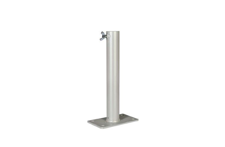 Supporto da muro o pavimento per aste d.32 mm